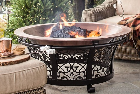 Will They Rust Copper Fire Pit Vs Cast Iron Fire Pit Fire Pit Advice